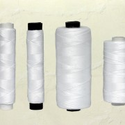 Sewing Threads Nm 50/2 50m, 100m, 500m, 1000m Plastic Spool