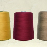 Sewing Threads Nm 50/3 5000m Cone