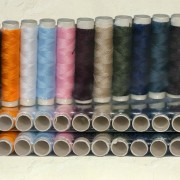 Sewing Threads Nm 68/2 12x30m Paper Spools