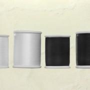 Sewing Threads Nm 85/3 200m & 500m Plastic Spool