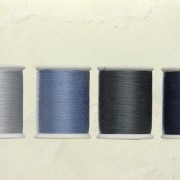 Sewing Threads Nm 85/3 200m Plastic Spool